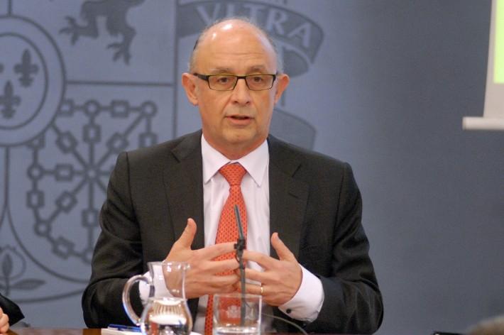 Cristóbal Montoro, ministro de Hacienda y Administraciones públicas - Foto: Wikipedia