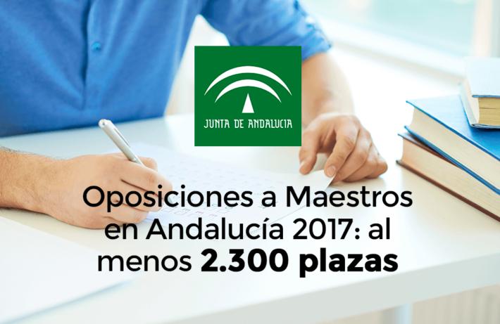 Las oposiciones a maestros, con al menos 2.300 plazas