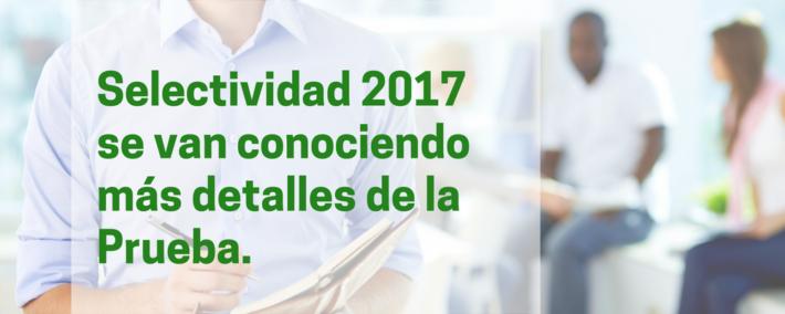 Selectividad 2017 en Andalucía