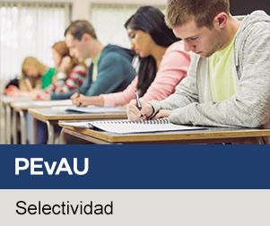 PEvAU (Selectividad) - Claustro