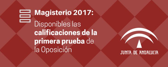 publicadas-notas-primera-prueba-oposiciones-magisterio