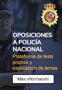 Quiero ser Policía Nacional: ¿cómo lo consigo?