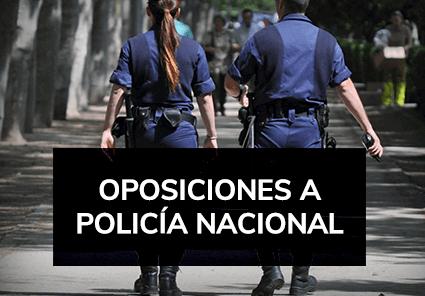 Cursos de Oposiciones a Policía Nacional - Academia Claustro