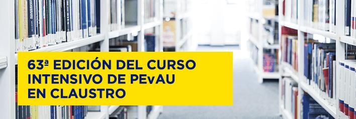 Curso intensivo de junio para aprobar la PEvAU (Selectividad) o para mejorar nota.