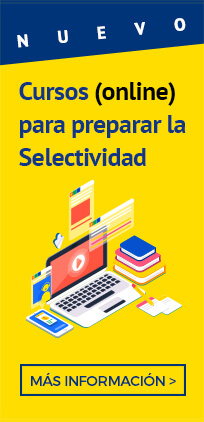 Nueva modalidad online de preparación de la Selectividad en la Academia CLAUSTRO
