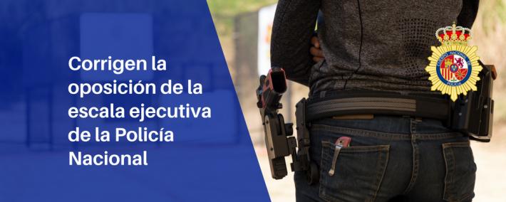Corrigen la oposición de la escala ejecutiva de la Policía Nacional - Academia CLAUSTRO