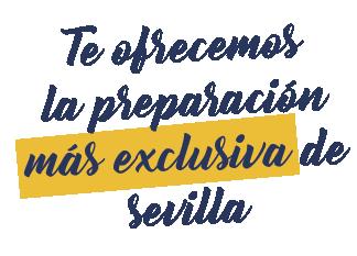 En Claustro te ofrecemos la preparación más exclusiva de Sevilla