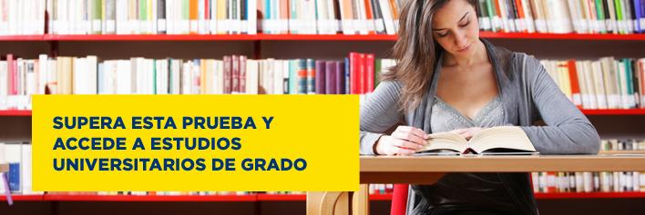 Acceso a la Universidad para mayores de 25 años - Claustro. Sevilla.