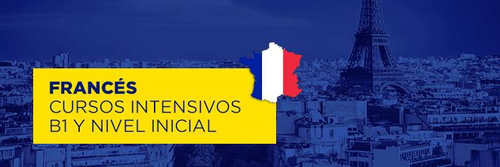 Cursos de Francés (B1 y nivel inicial)