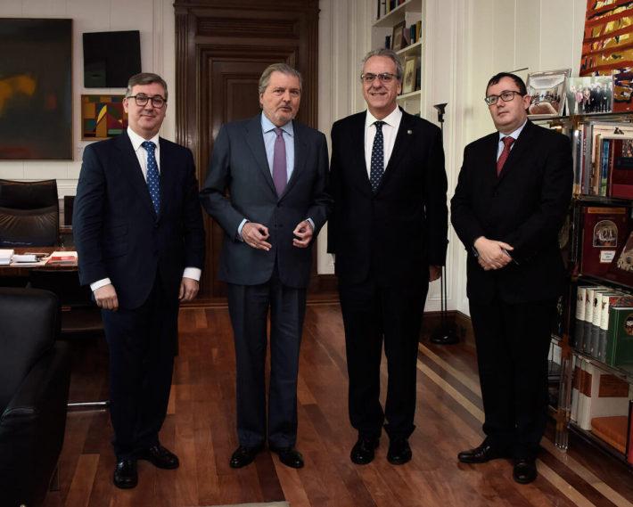Ministerio de Educación, Cultura y Deporte y CRUE-Universidades Españolas ratifican su acuerdo sobre la Prueba de Evaluación de Bachillerato