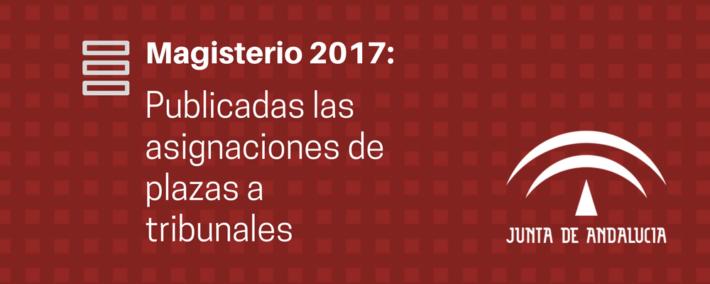 Oposiciones Maestros 2017: publicada la asignación de plazas a tribunales - Academia Claustro