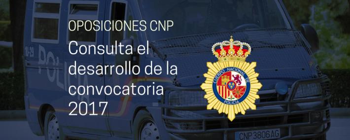 El desarrollo de la convocatoria 2017 de la escala básica al Cuerpo de Policía Nacional - Academia Claustro