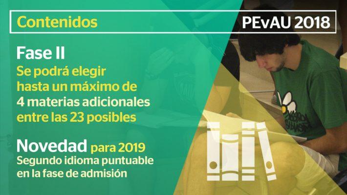Selectividad 2018 en Andalucía - Novedades - Academia CLAUSTRO