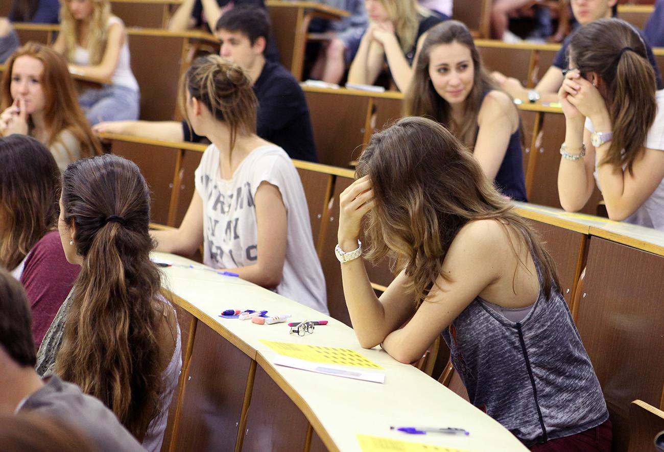 Selectividad a la vista: por cada hora de estudio, quince minutos de descanso - Academia CLAUSTRO