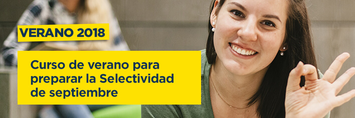 Curso de Selectividad en verano (julio y agosto) - Academia CLAUSTRO en Sevilla