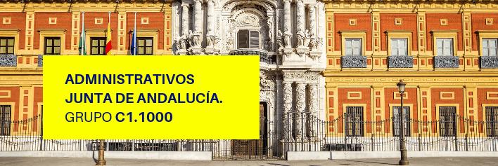 Curso de preparación de oposiciones para el cuerpo de Administrativos de la Junta de Andalucía (C1.1000) - Academia CLAUSTRO Sevilla