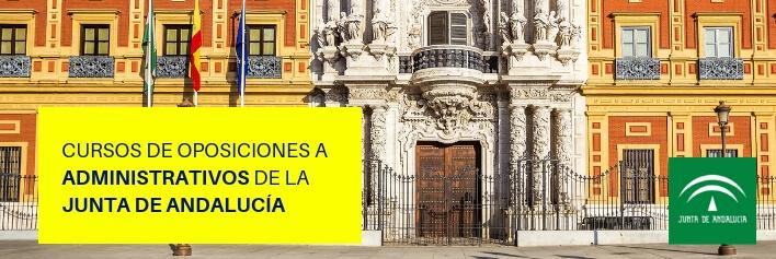 Preparación de oposiciones al cuerpo de Administrativos de la Junta de Andalucía - CLAUSTRO
