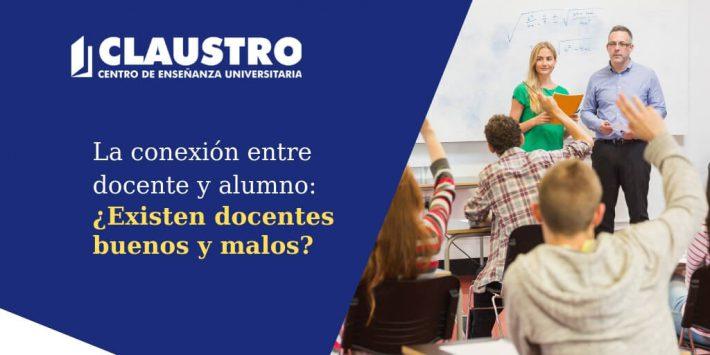 La conexión entre docente y alumno - Academia CLAUSTRO