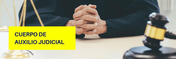 Curso de oposiciones para el Cuerpo de Auxilio Judicial - Academia CLAUSTRO