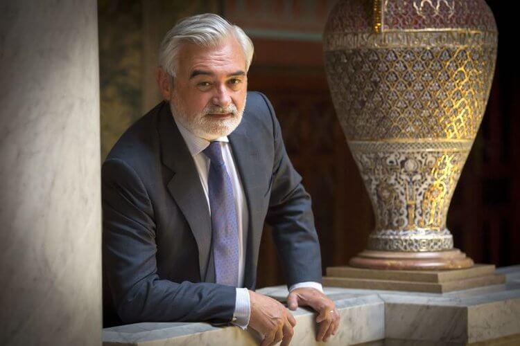 Darío Villanueva, director de la Real Academia Española - Foto: rae.es