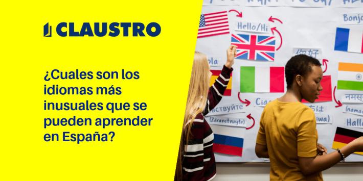 Algo más que Inglés - Academia CLAUSTRO