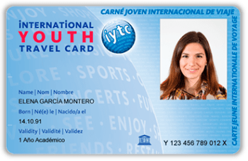 Carné Internacional de Viajes para Jóvenes (IYTC)