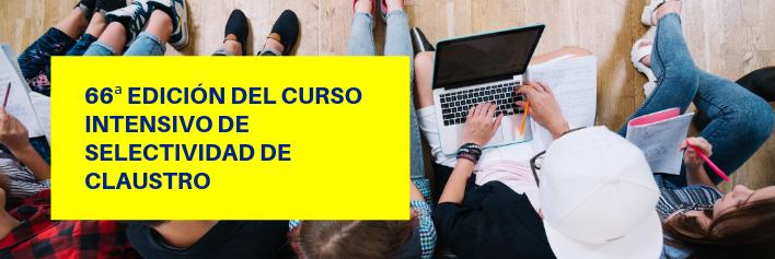 Curso intensivo PEvAU (Selectividad) de septiembre 2019 - Academia CLAUSTRO Sevilla