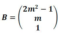 Imagen ejercicio del examen de Matemáticas II de Selectividad (convocatoria junio 2019, Andalucía)