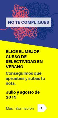 Curso de verano de PEvAU (Selectividad) - julio y agosto 2019 - Academia CLAUSTRO