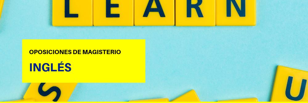 Inglés Magisterio - Academia CLAUSTRO