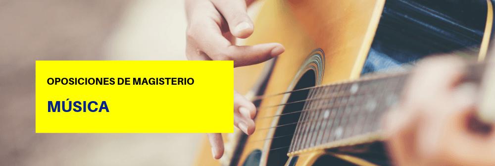 Música Magisterio - Academia CLAUSTRO