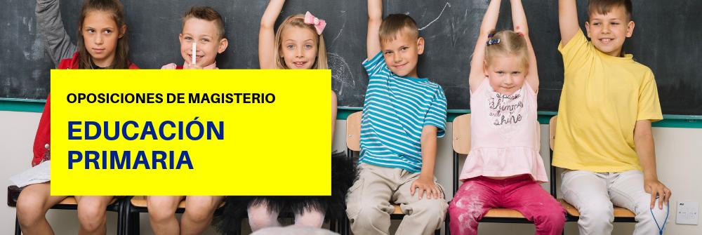 Educación Primaria Magisterio - Academia CLAUSTRO