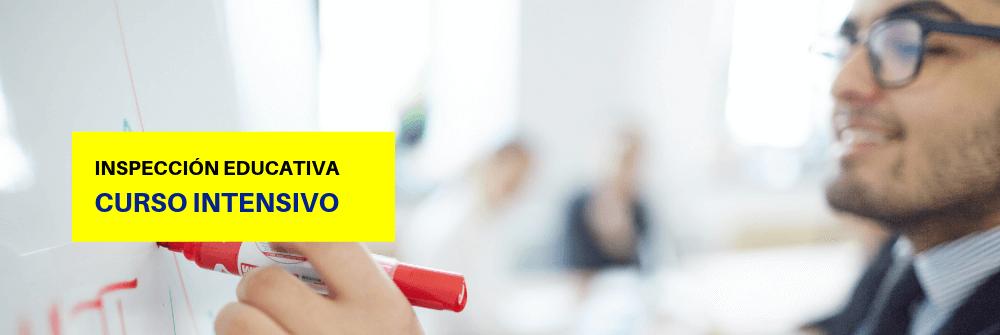 Curso intensivo de Inspección Educativa - Academia CLAUSTRO Sevilla
