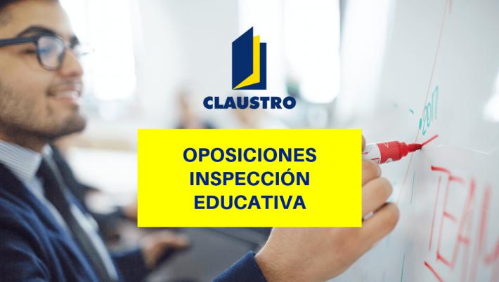 Cursos de oposiciones para la preparación al cuerpo de inspección educativa - Academia CLAUSTRO Sevilla