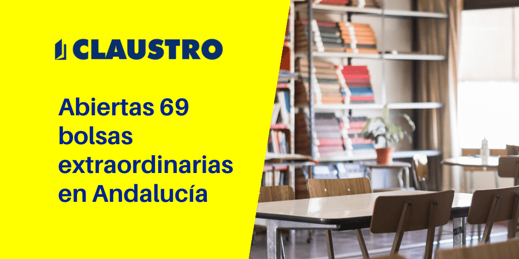 Abiertas 69 Bolsas De Trabajo En Andalucía Secundaria Fp