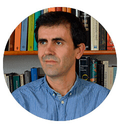 Ignacio Rodríguez. Preparador de Música de Secundaria en la Academia Claustro de Sevilla