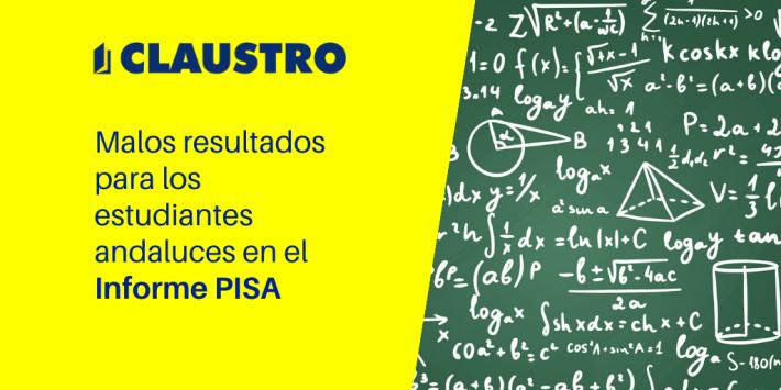 A la cola en Matemáticas y Ciencias (Informe PISA) - Academia CLAUSTRO